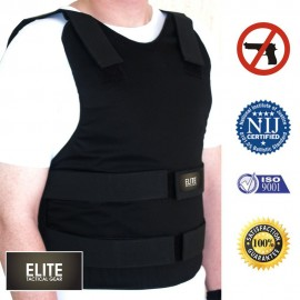 Concealable Bullet Proof Vest Protection Level 3A