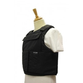 External Bullet Proof Vest Protection Level 3A Color Black