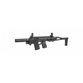 Micro Roni Plus -  CAA Tactical PDW Converter with Enhanced Threaded Modular Barrel Shroud for Glock 17, 19 , 22 , 23 ,31 , 32