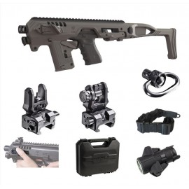 MIC-ROADV - Micro Roni CAA Advanced Kit - PDW PISTOL CARBINE CONVERSION KIT