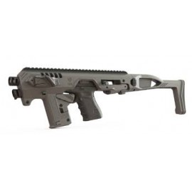 Micro Roni -  TACTICAL PDW PISTOL CARBINE CONVERSION KIT For GLOCK 17, 19 , 22 , 23 ,31 , 32