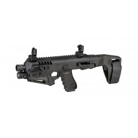 Micro Roni STABILIZER - CAA TACTICAL MICRO STABILIZER RONI PDW PISTOL CARBINE CONVERSION KIT - NO NFA