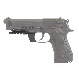 CAA Tactical BER-A1 - Beretta 92 Under Barrel Rail
