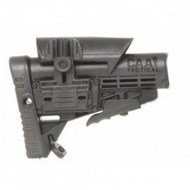 CAA Tactical CBS + ACP - Collapsible Butt Stock CBS & Adjustable Cheekpiece ACP (CACOMBO)
