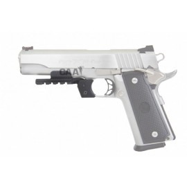 COLT-A1 - 1 Picatinny Rail Aluminum Made for Pistol COLT
