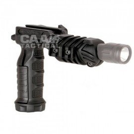 CAA Tactical FGA - Forearm Vertical Grip with Light Mount Polymer Made