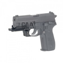 CAA Tactical GL-A1 - 1 Picatinny Rail System for Glock 17/19 Aluminum Made