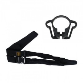 CAA Tactical - OPS + OPSM - One Point Sling & Sling Mount For M4/AR15. Aluminum + Polymer Made