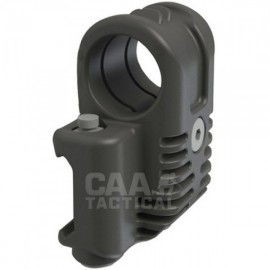 CAA Tactical PLS1Q - Low profile quick release light/laser mount - 25.4mm Polymer made.