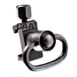 CAA Tactical SPS + PBSS Standard Pivoting Sling Mount Includes PBSS Quick Release Rotating Sling Mount Aluminum Made