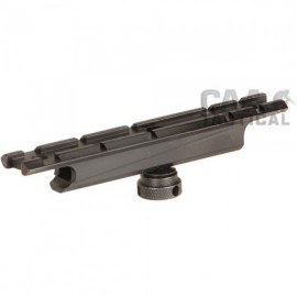 CAA Tactical TR16 - 1 Picatinny Rail for Carry Handle Aluminum Made for M16 / M4 / AR15