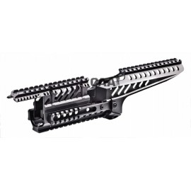 CAA Tactical XRS47-SET - 5 Picatinny Hand Guard Rail System for AK47/AK74