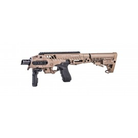 CAA TACTICAL RONI M4 STOCK-CBS PDW PISTOL CARBINE CONVERSION KIT