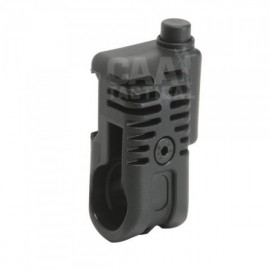 CAA Tactical PLS34Q - Low profile screw tightened light/laser mount - 19mm Polymer made.